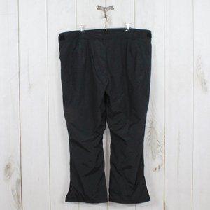 COLUMBIA Fleece Lined Ski Snowboard Pants Size 3X